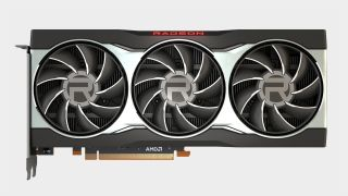 AMD RX 6800 graphics card from various angles