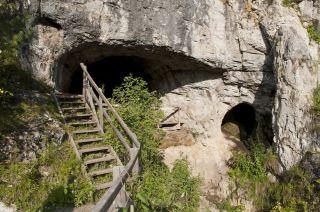 Denisovan cave site