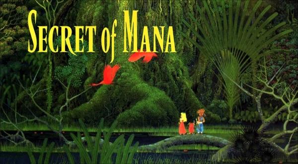 Secret of Mana Nintendo Switch