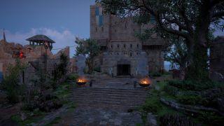 AC Valhalla Cyne Belle Castle armor