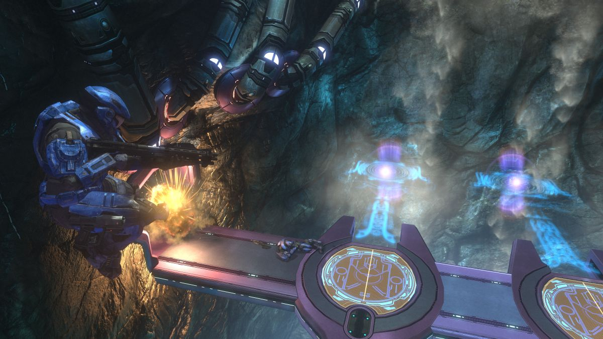 Halo: Combat Evolved Anniversary's PC test flight has started