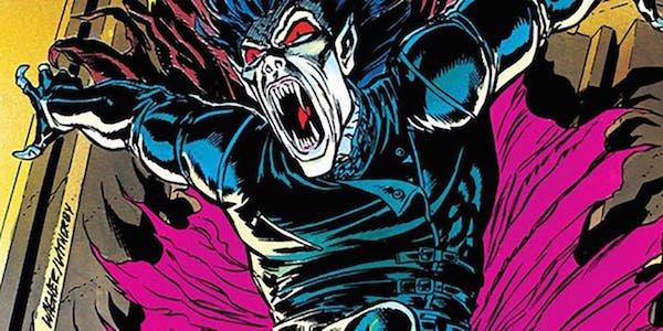 Morbius vampire marvel comics