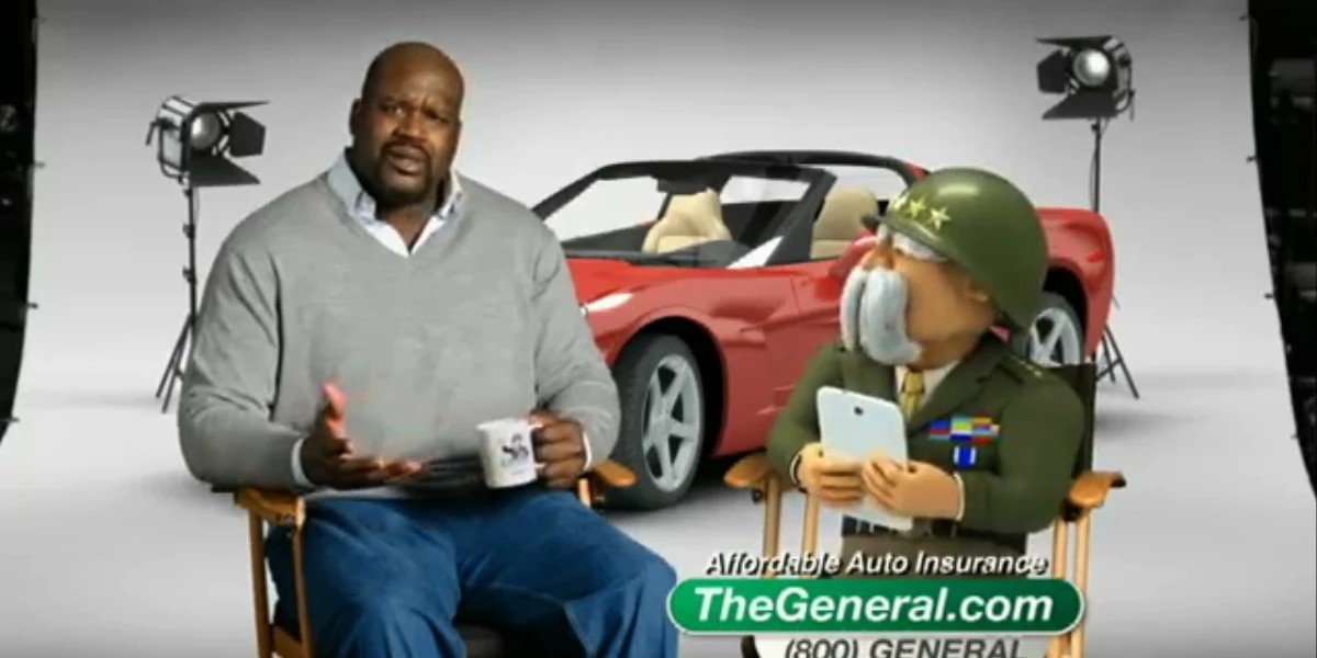 Shaq and the General