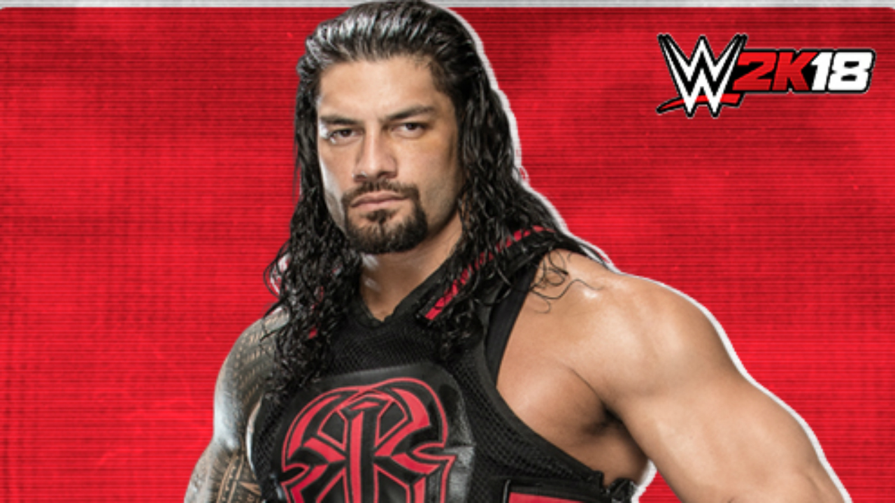 WWE 2K18 rates Roman Reigns better than The Rock, Brock Lesnar and