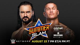 WWE SummerSlam 2020 live stream