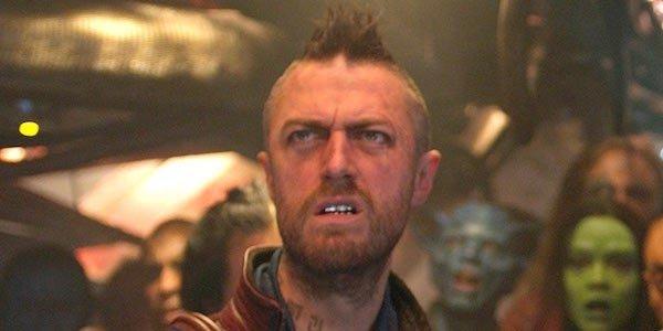 Sean Gunn in Guardians 2