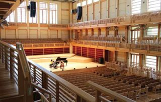 Classical Goes Modern at This University Concert Hall AV Install