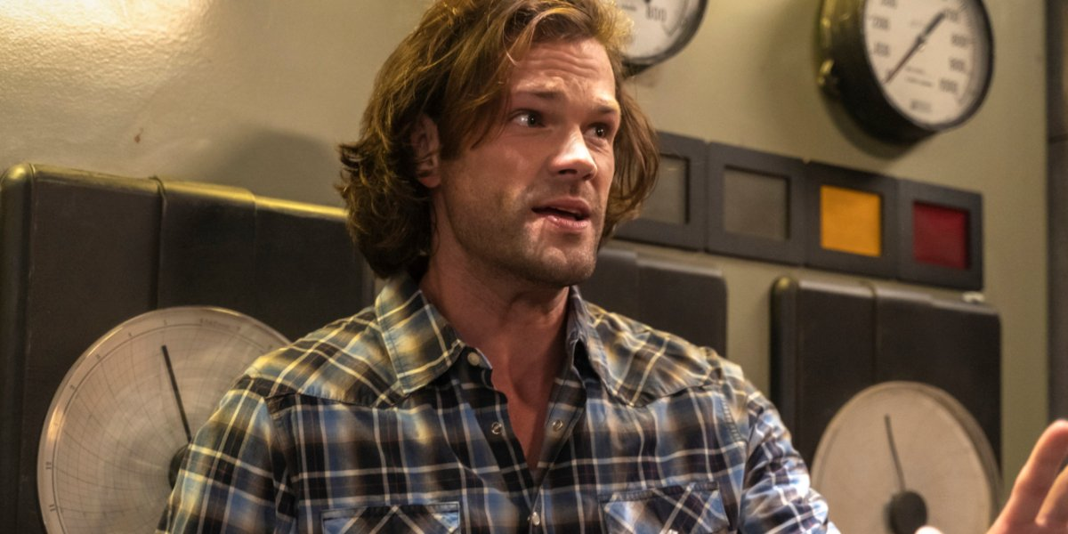 supernatural season 15 proverbs 17:3 jared padalecki sam winchester the cw