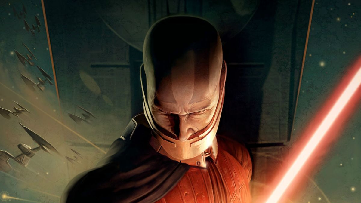 Is Darth Revan appearing on the big screen? A Star Wars Knights of the Old Republic movie is in the works