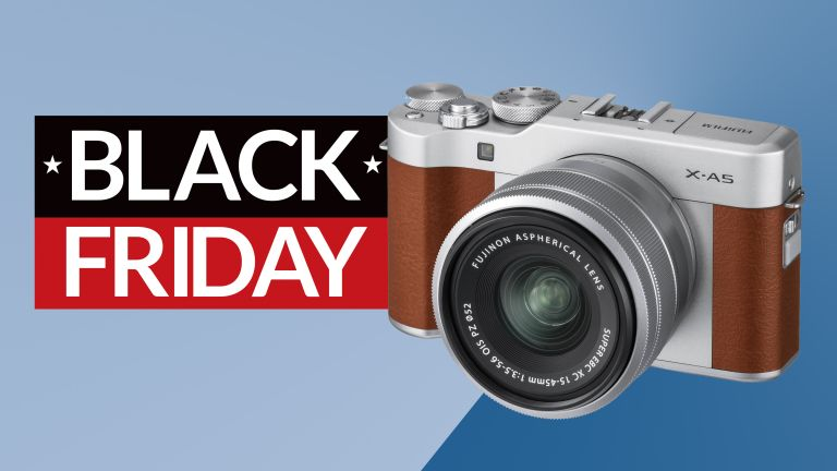 The best Fujifilm X-A5 Black Friday deals