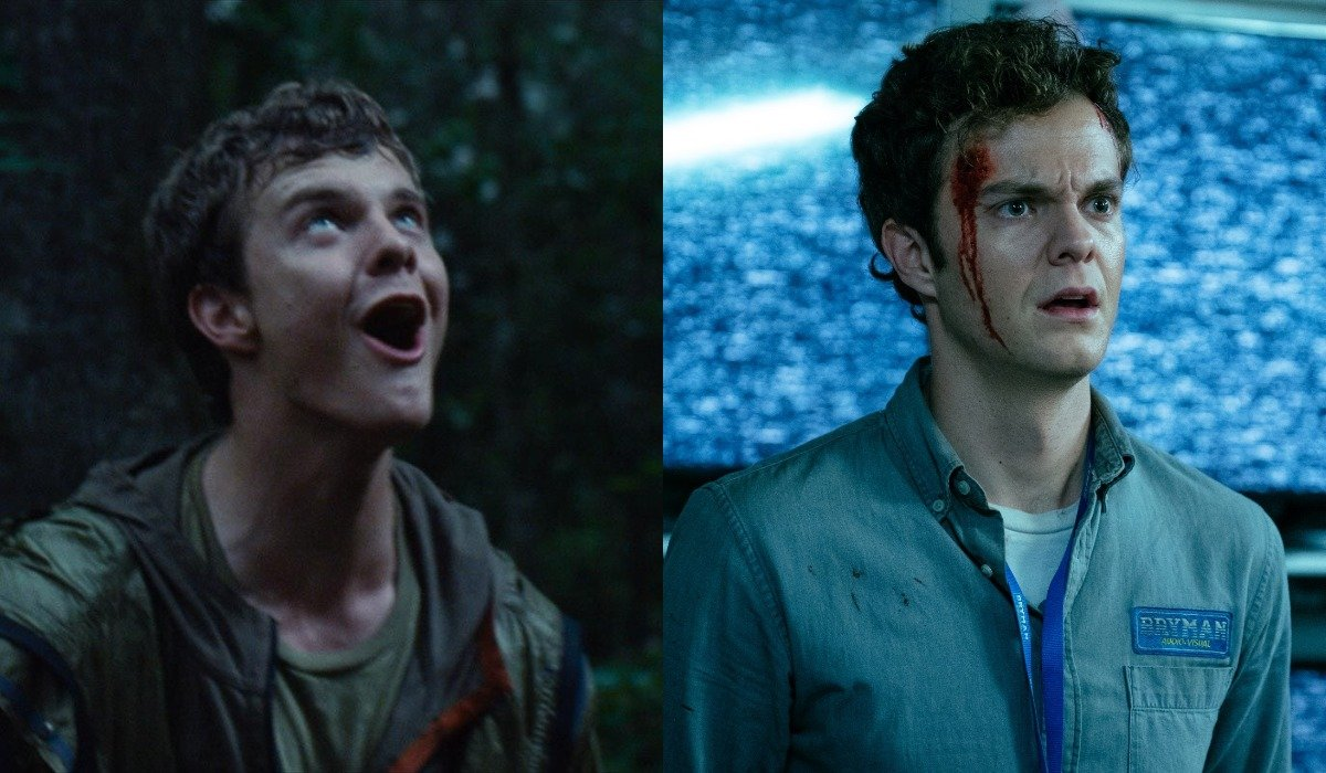 Jack Quaid in Hunger Games and The Boys