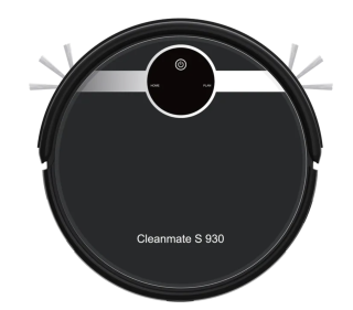Cleanmate S930 robotdammsugare