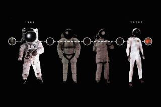 High-Tech Spacesuits Eyed for 'Extreme Exploration'