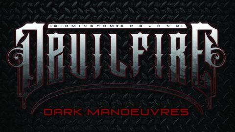 Cover art for Devilfire - Dark Manoeuvres album