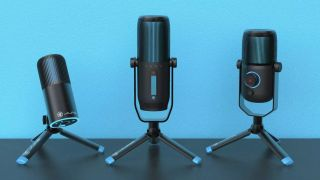 JLab Talk microphones