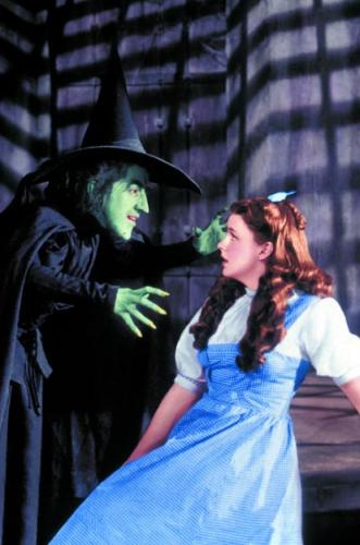 The Wizard of Oz, Judy Garland