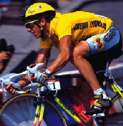 Greg Lemond Tour de France 1990