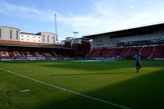 Leyton Orient v Queens Park Rangers – Carabao Cup – First Round – The Breyer Group Stadium