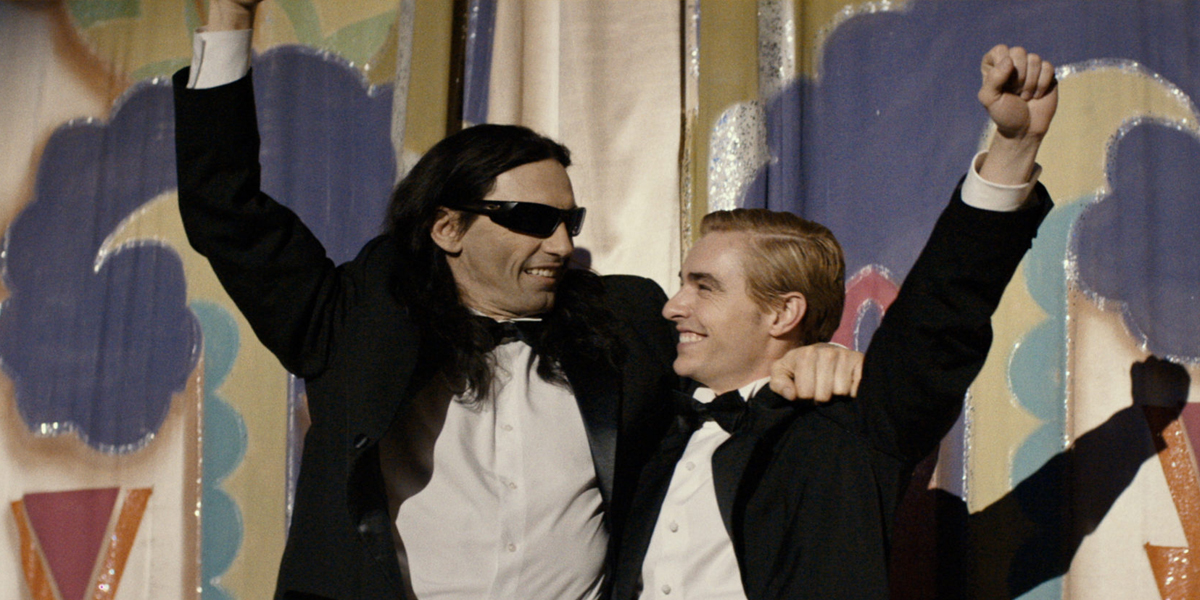 The Disaster Artist Franco brothers