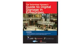 Guide to Digital Signage in Enterprises