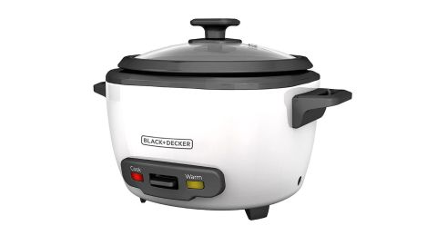 Black + Decker 16-cup RC516 rice cooker review