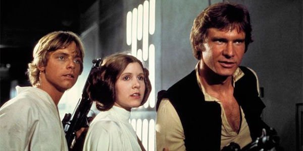 Mark Hamill Is Still Upset That Han, Luke, And Leia Never Reunited In The New Star Wars Trilogy - CINEMABLEND