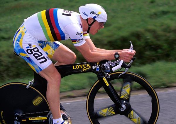 Chris Boardman Tour De France