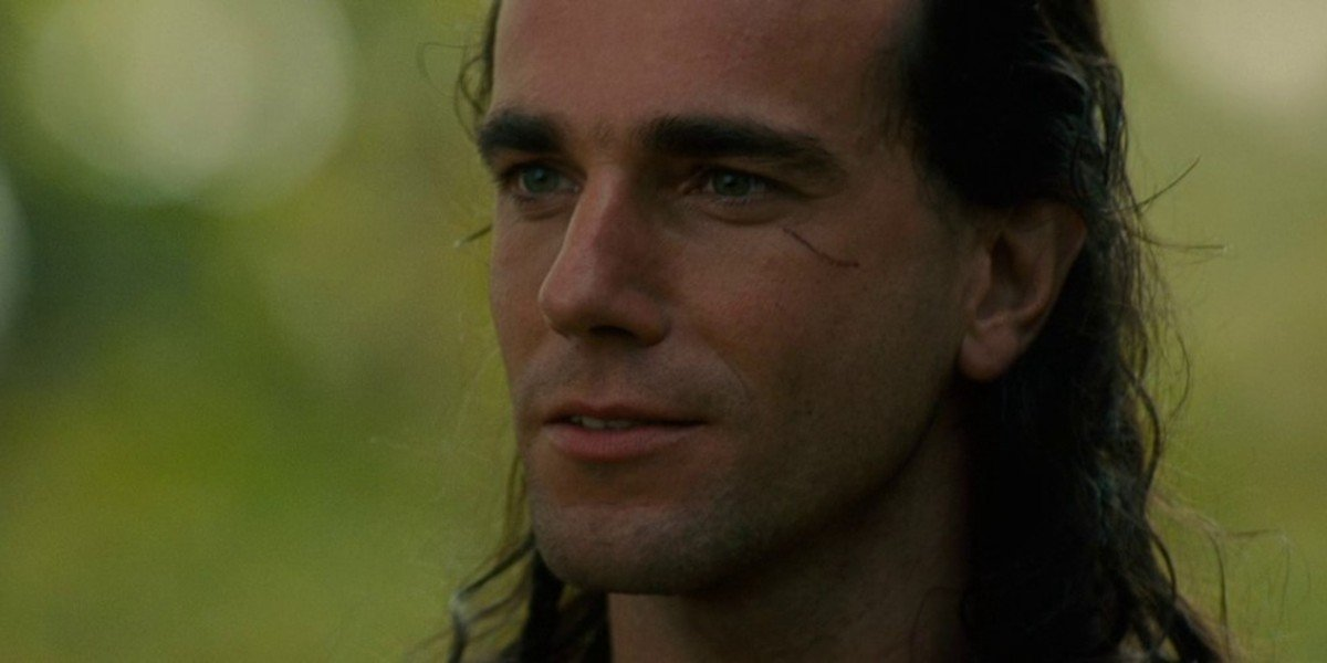 Daniel Day-Lewis - The Last of the Mohicans