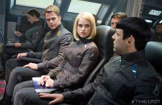Star Trek Into Darkness: Shuttlecraft