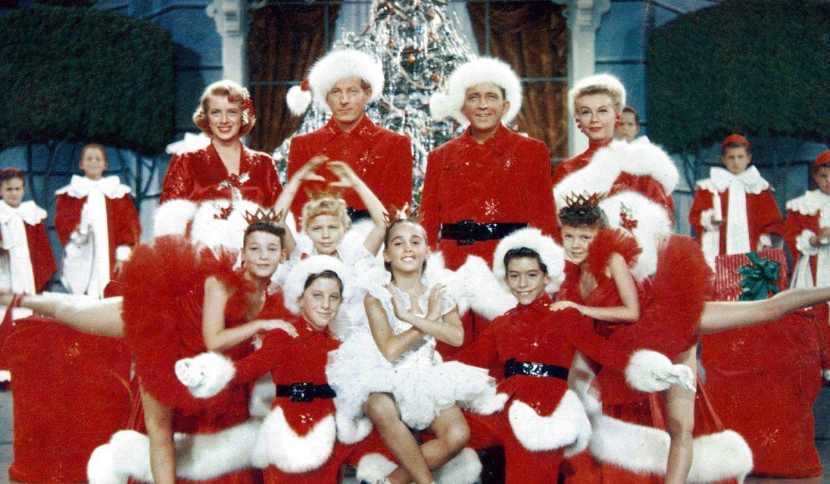 White Christmas Bing Crosby movie