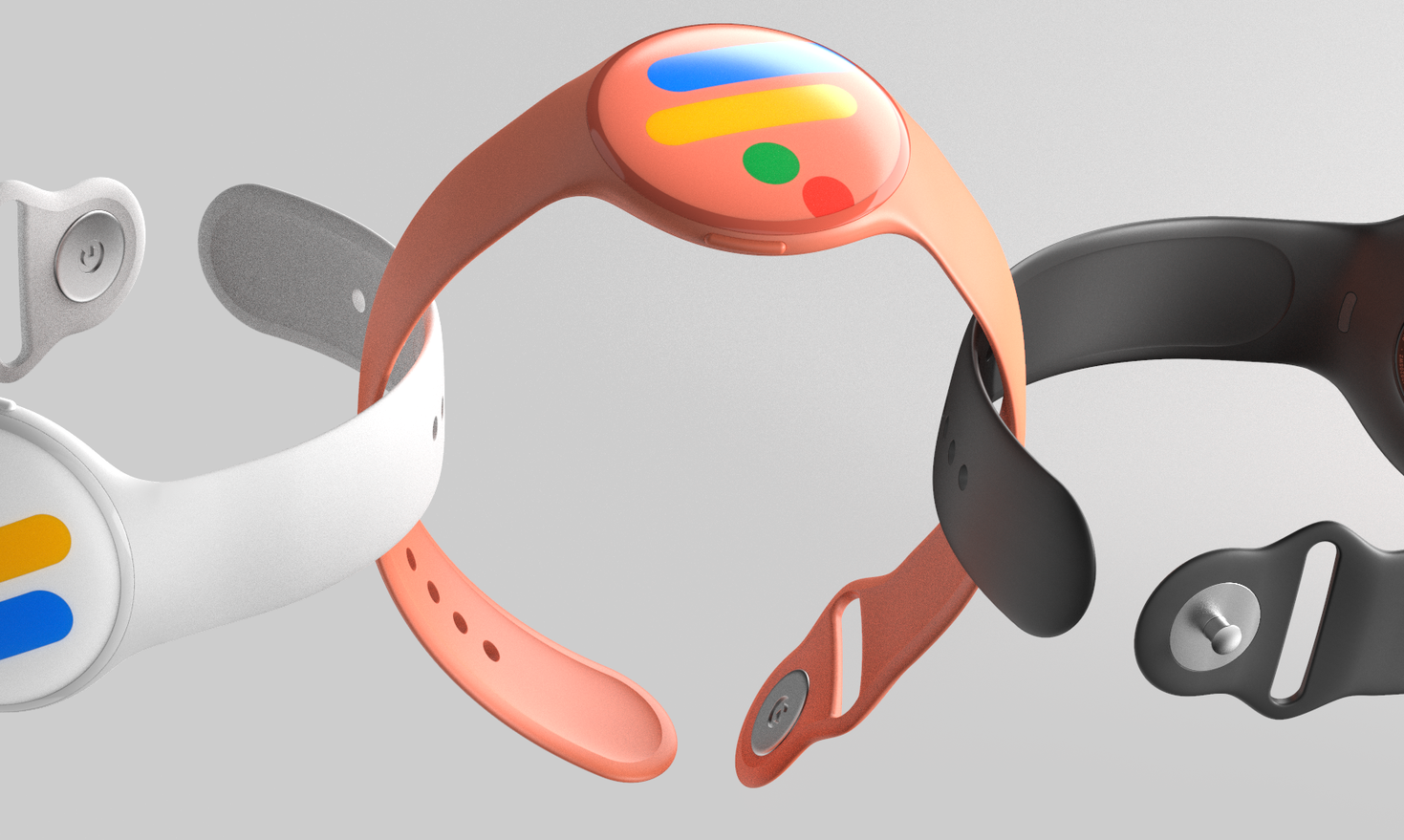 James Tsai's concept design for the much rumored Pixel Watch
