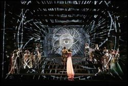 """Production Of """"The Magic Flute"""" Debuts In Brussels"""