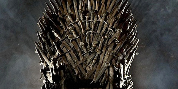 Game Of Thrones Iron Throne HBO
