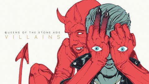Cover art for Queens Of The Stone Age - Villains album