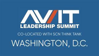 AVIT Summit (co-located w/ SCN Thinktank) -DC
