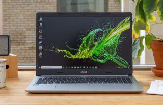 La mejor computadora portátil universitaria de menos de € 400: Acer Aspire 5