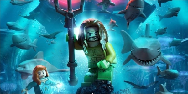 LEGO DC Super Villains Aquaman Movie Pack