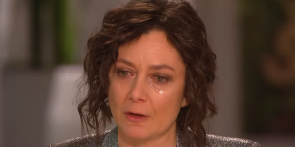 The Talk Sara Gilbert CBS