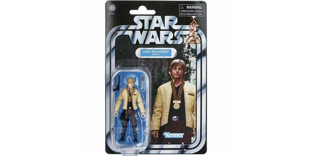 Luke Skywalker Yavin Ceremony Figure