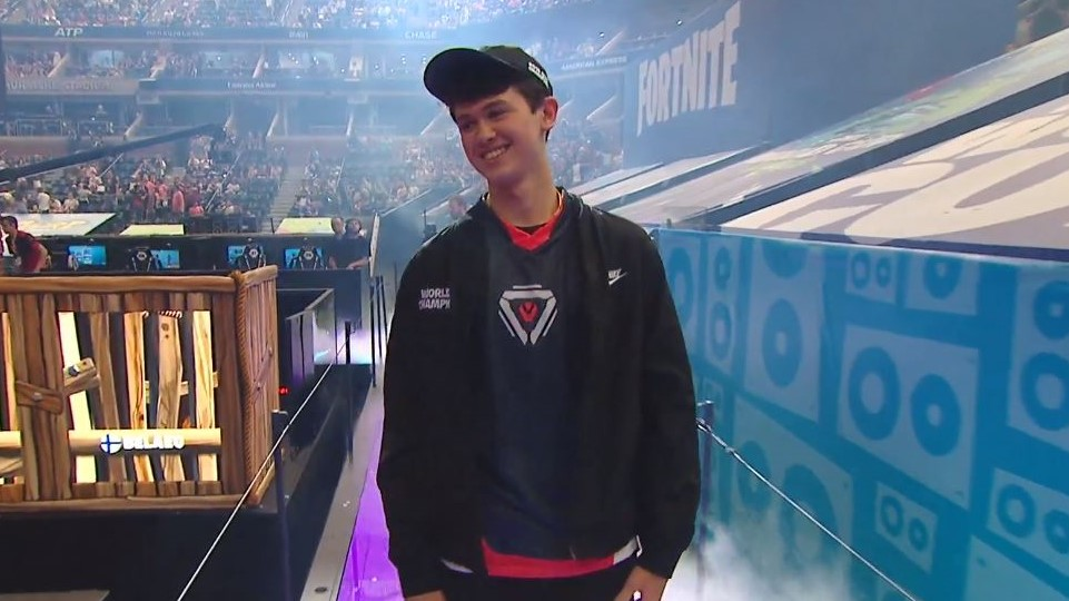 16-year-old 'Bugha' wins $3M Fortnite World Cup solos prize | PC Gamer