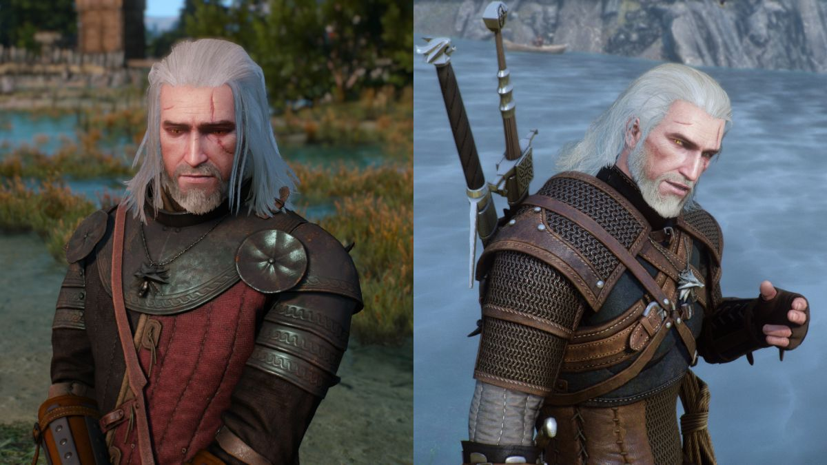 Henry Cavill Witcher 3 Mod How To Make The Perfect Henry In The Witcher 3 Pc Gamer