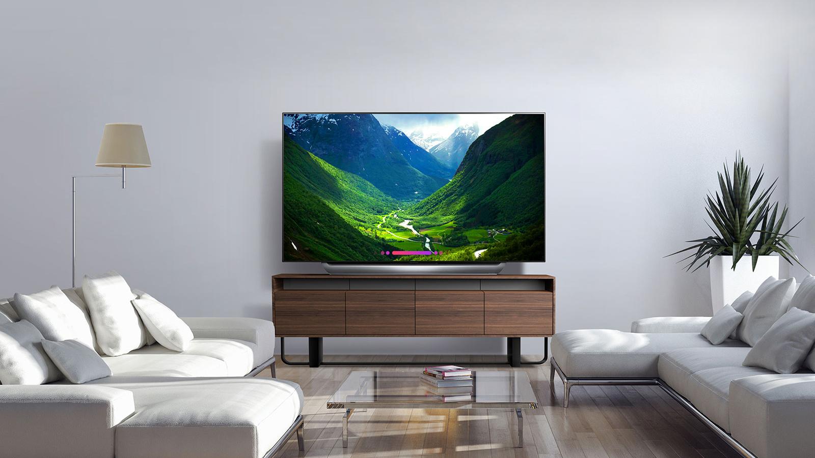 LG C8 OLED (OLED55C8, OLED65C8) review | TechRadar