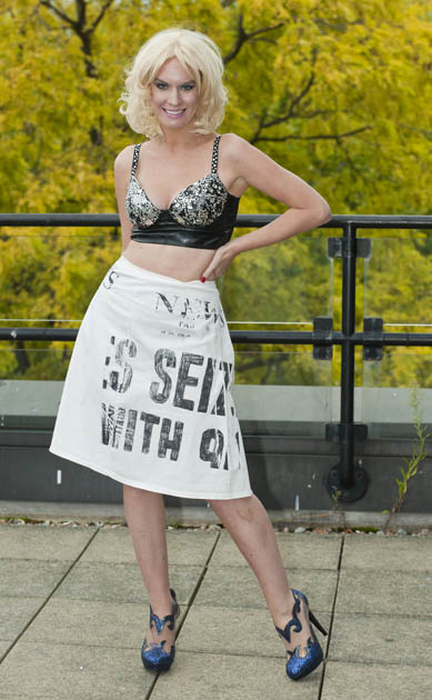 X Factor's Kitty denies using racial slur