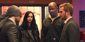 The Defenders' Most Badass Fight Scenes, Ranked