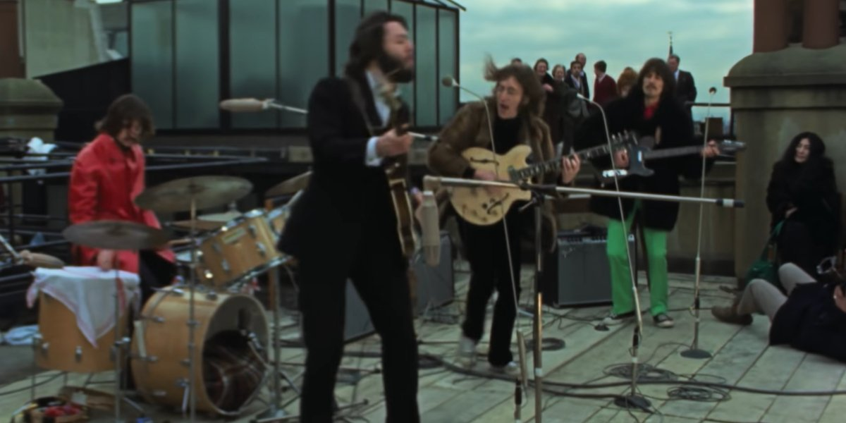 The Beatles: Get Back documentary by Peter Jackson