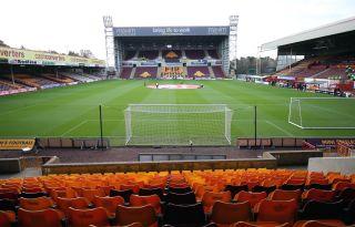 Motherwell v Celtic – Ladbrokes Scottish Premiership – Fir Park