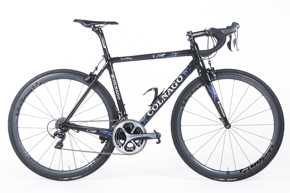 Colnago C60 review - Cycling Weekly