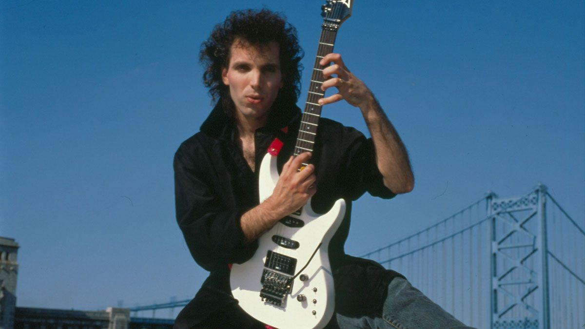 The Secrets Behind Joe Satriani S Tone On Surfing With The