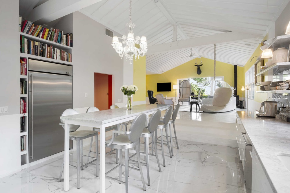 Philippe Starck Home First Ever Us House Bought By Designer