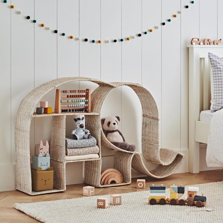 best kids toy storage - the white company storage elephant books toy storage kids room decor